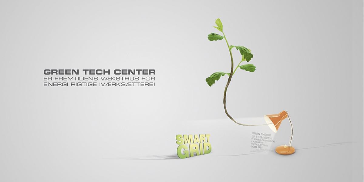 Grøn idè? Få sparring og inspiration i Green Tech Center